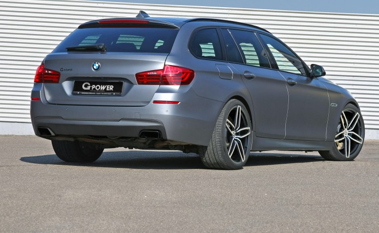 2015 BMW 550d G-Power