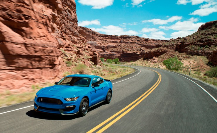 2018 Shelby Mustang GT350