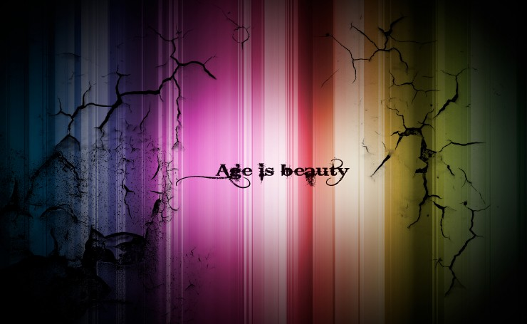 Age is beauty