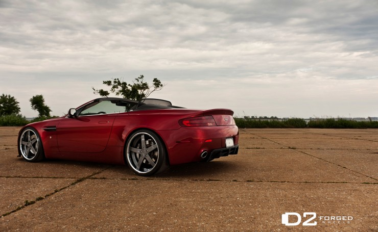 Aston Martin Vantage D2FORGED