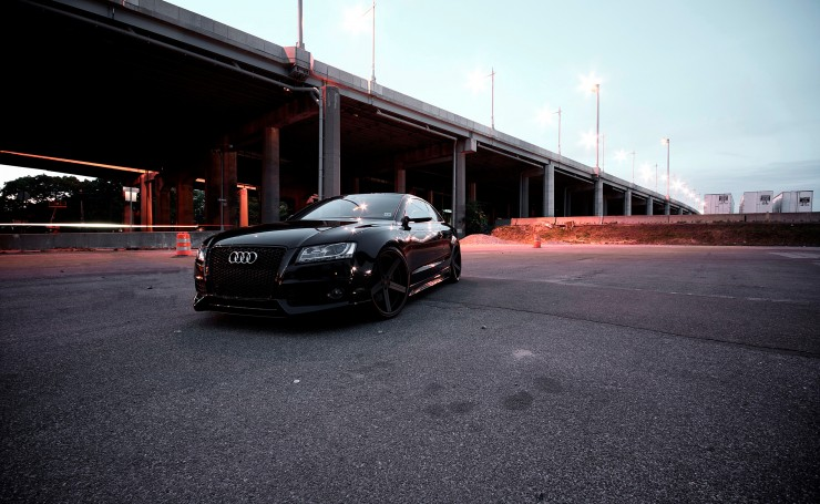 Audi RS5 D2FORGED