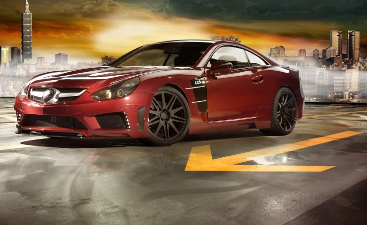 Carlsson C25 Super-GT Limited Edition