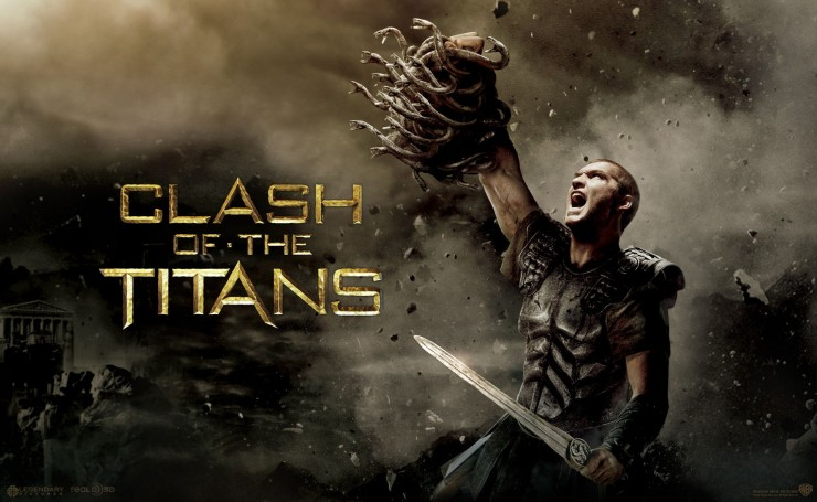 Битва Титанов (Clash of the Titans) 2010