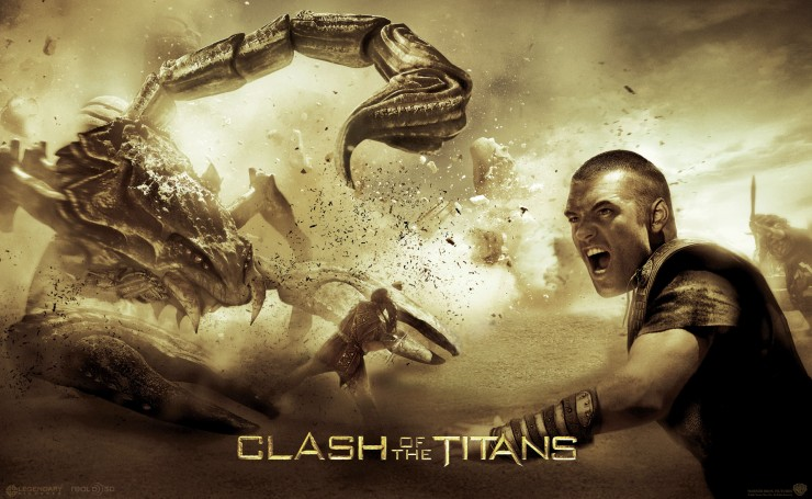 Обои Clash of the Titans. Perseus