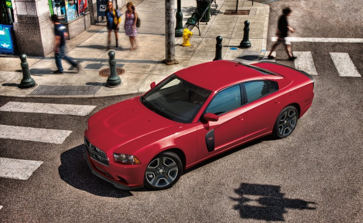 Dodge Charger Redline 2012