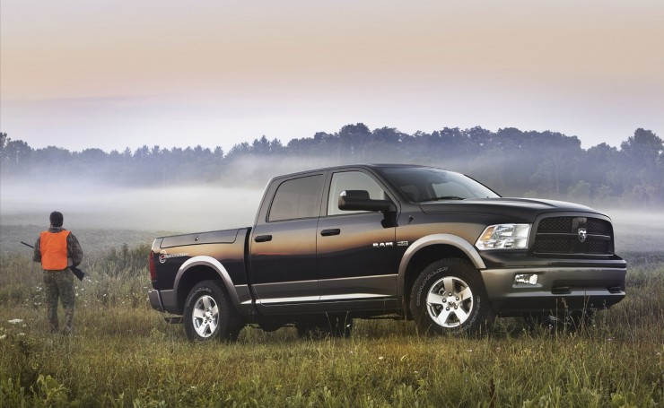 Dodge Ram Outdoorsman 2011