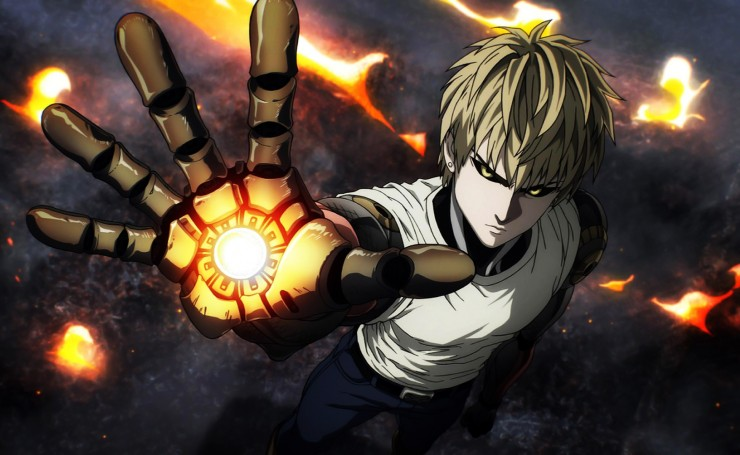 Genos, One-Punch Man