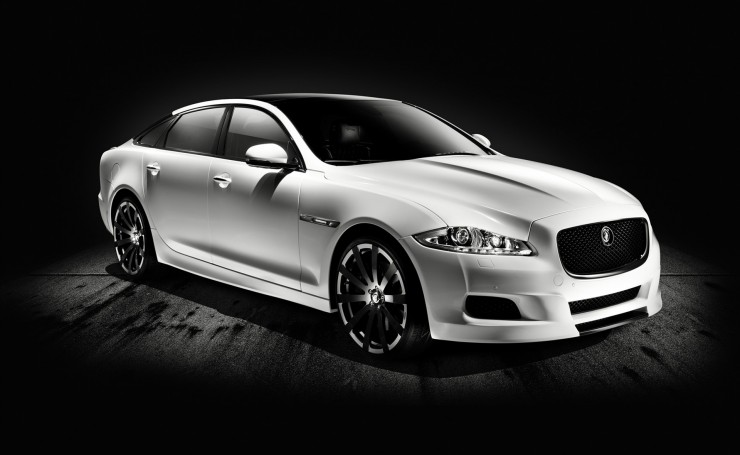 Jaguar XJ75 Platinum Design