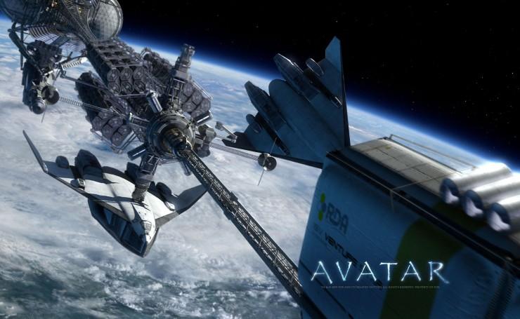 Kosmicheskie Korabli Iz Avatara Oboi Foto Kartinki Na Rabochij Stol