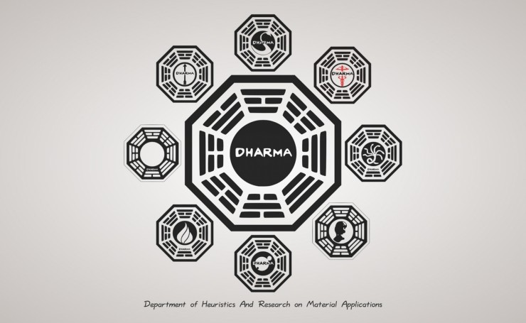 LOST Dharma Initiative