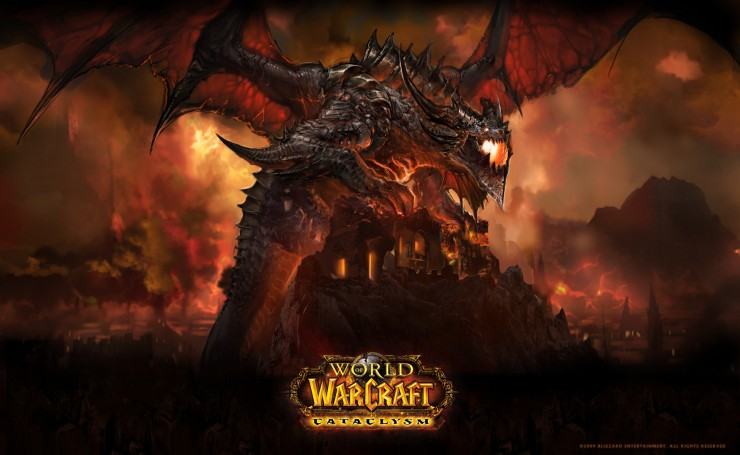 World of Warcraft: Смертокрыл