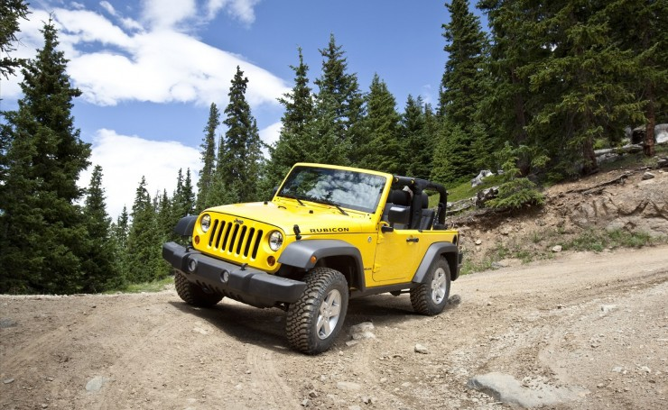Wrangler Jeep Rubicon