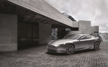 2015 Aston Martin DB9 GT Bond Edition
