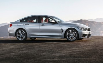 2015 Bmw 4-series Gran Coupe сбоку