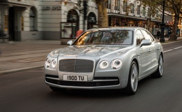 Bentley Flying Spur 2014 в городе