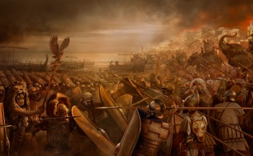Битва, Total War: Rome II