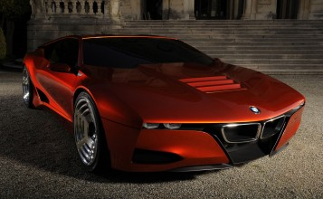 Обои BMW M1 Coupe