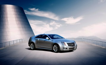 Cadillac CTS Купе 2011