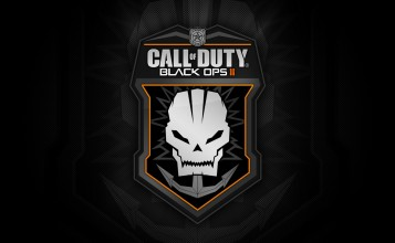 Call of Duty Black Ops 2, логотип