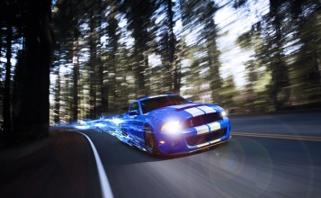 Ford Mustang Shelby GT500 обои на рабочий стол