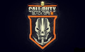 Логотип Call of Duty: Black Ops II