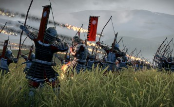 Лучники, Total War: Shogun 2