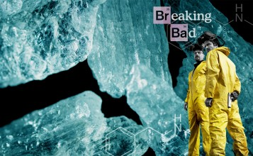 Постер сериала Breaking Bad