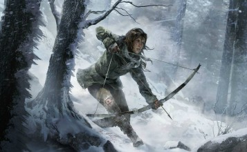 Rise of The Tomb Raider игра
