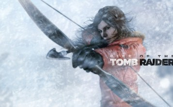 Rise of The Tomb Raider, Лара с луком