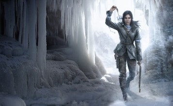 Rise of the Tomb Raider, Лара в снегах