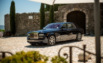Rolls-Royce Phantom Series II 2012
