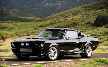 Shelby GT500CR Venom 2011