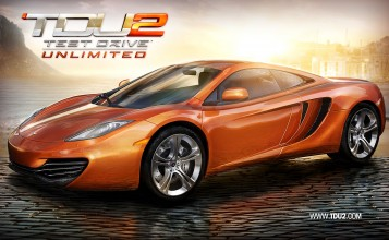 Test Drive Unlimited 2 McLaren MP4