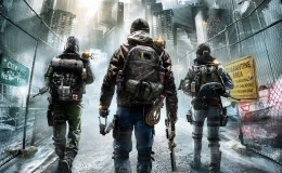 Обои Tom Clancy's The Division, игра