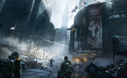 Обои Tom Clancy's The Division, видеоигра