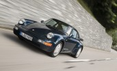 1990 Porsche 911 (964) Turbo Coupe