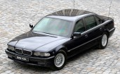 1998 BMW 750iL Security