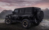 2012 Jeep Wrangler Dragon Design
