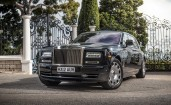 2012 Rolls-Royce Phantom Wheelbase