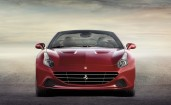 2014 Ferrari California T спереди