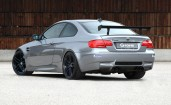 2015 BMW M3 RS E9X G-Power, вид сзади