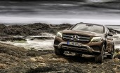 2015 Mercedes-Benz GLC 350