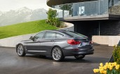 2016 BMW 3-Series Gran Turismo Luxury