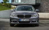 2016 BMW 3er Gran Turismo Luxury, вид спереди