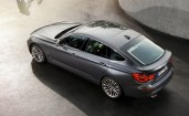 2016 BMW 3er Gran Turismo Luxury, вид сверху