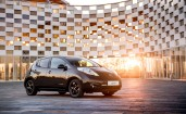 2017 Nissan LEAF Black Edition