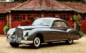 Bentley R-Type Coupe 1955