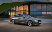 BMW 3er Gran Turismo Luxury 2016