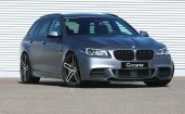 BMW 550d G-Power 2015