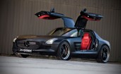 Kicherer Mercedes-Benz SLS